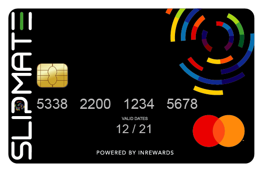 Innervation Rewards Slipmate Card